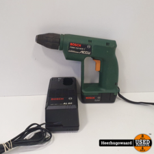 Bosch PBM 7,2 VES-1 Boormachine incl. Accu & Lader in Goede Staat