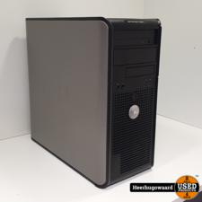 Dell Optiplex 380 Desktop PC - Core 2 Duo 4GB RAM 250GB HDD