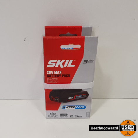 Skil BR1E3102AA 20V Battery Pack Nieuw in Doos