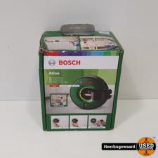Bosch Atino Lijnlazer Nieuw in Doos