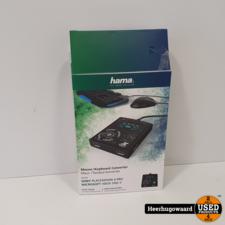 Hama Mouse/Keyboard Converter ''Speedshot Ultimate'' voor PS4 Pro Compleet in Doos
