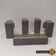 Yamaha NX-C130 5.0 Speakerset in Goede Staat
