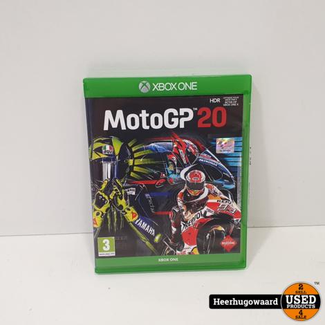 Xbox One Game: MotoGP 2020