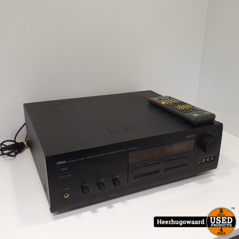 Yamaha DSP-A970 Digital Sound Processing Amplifier incl. AB in Zeer Nette Staat