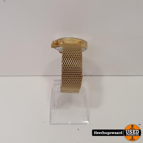 PortaS ''Wittenberg'' PS13U Herenhorloge Goud in Goede Staat