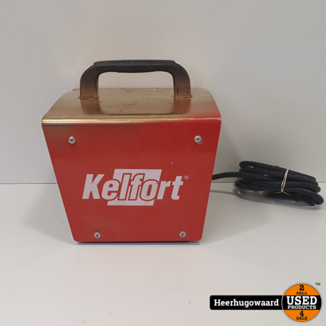 Kelfort KEL-KER 2000 Kachel in Goede Staat