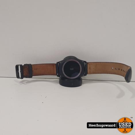 Samsung Gear S2 Classic Smartwatch Compleet in Goede Staat