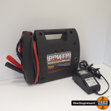 PowerStart PS-700 Professionele Starthulp 12V 700/1600 Amp. incl. Oplader