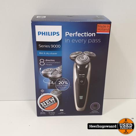 Philips S91151/41 Series 9000 Smartclick Precision Trimmer Nieuw in Doos