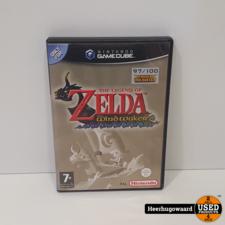 Nintendo Gamecube Game: The Legend of Zelda The Wind Waker