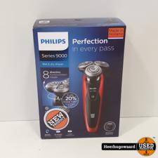 Philips S91151/41 Series 9000 Smartclick Beard Styler Nieuw in Doos