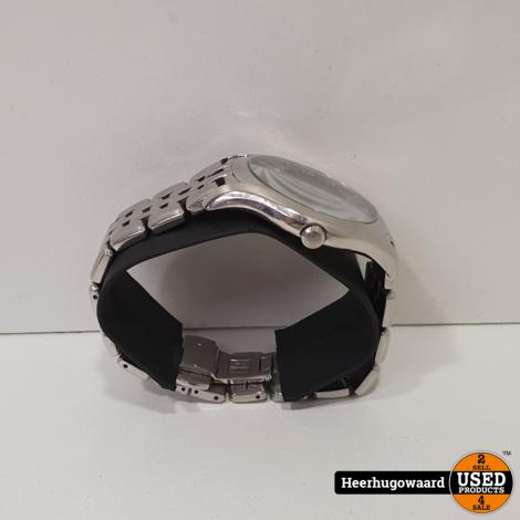 Emporio Armani AR-1706 Herenhorloge Compleet in Goede Staat