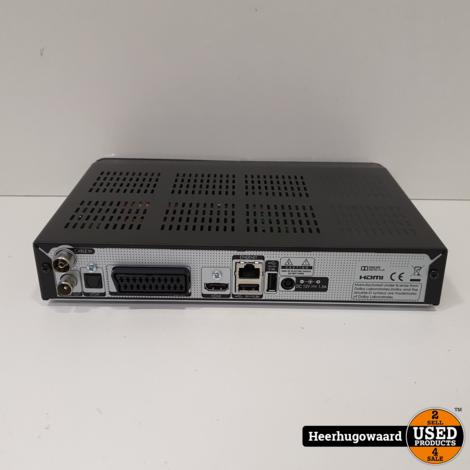 Humax IRHD-5300C Digitale HDTV Kabelontvanger Compleet in Doos in Nieuwstaat