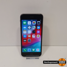 iPhone 6 64GB Space Gray in Nette Staat - Accu 100%