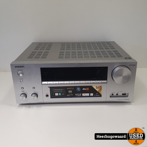 Onkyo TX-NR676E Dolby Atmos Receiver in Nette Staat