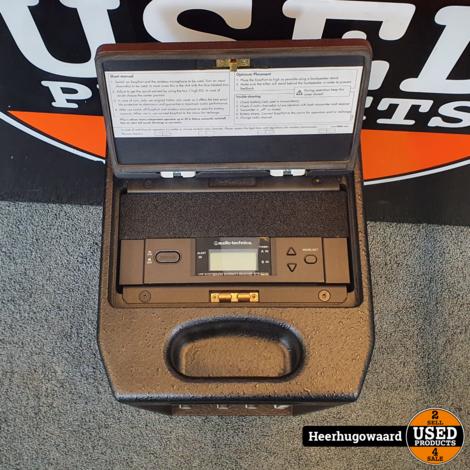 Fohhn Easyport FP2 CD + Slave Portable Speakerset - Gereviseerd