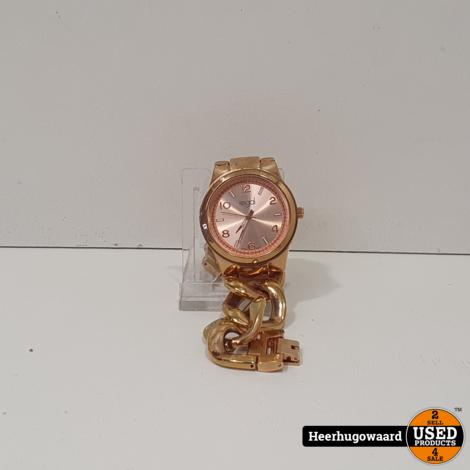 Regal R1019R-662 Horloge Rose Goud in Goede Staat