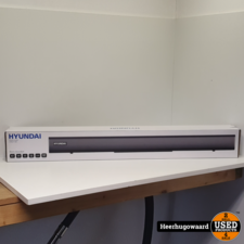 Hyundai Boom Bluetooth Soundbar Zwart 60Watt Nieuw in Doos