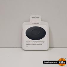 Samsung EP-P1100 Wireless Charger Pad in Doos in Nette Staat