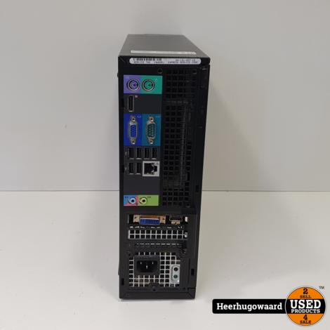 Dell Optiplex 790 Desktop PC - i5 4GB 250GB HDD