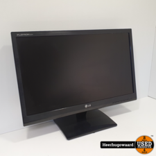 LG Flatron E2241 21,5'' Full HD Monitor DVI in Goede Staat