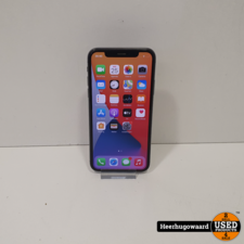 iPhone X 256GB Space Grey in Nette Staat - Accu 86%