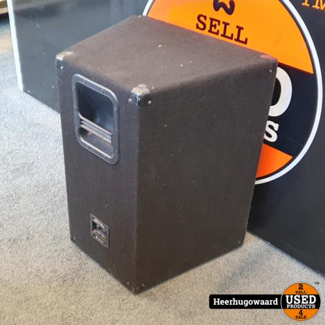 Fender 115-ELC 150W Speaker Cabinet in Goede Staat