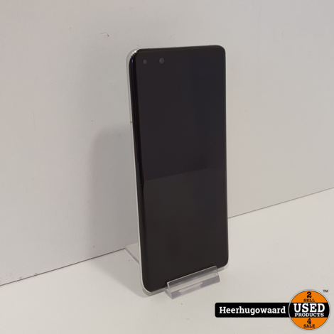 Huawei P40 Pro 256GB Dual Sim Silver in Nette Staat