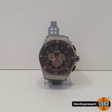 TW Steel CE4002 Horloge David Coulthard 48mm in Nette Staat