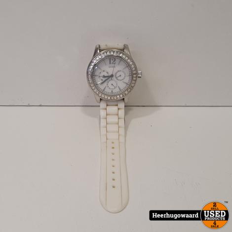 Guess W12053L2 Dames Horloge in Goede Staat