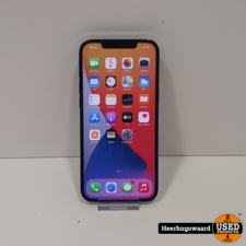 iPhone 12 Pro Max 256GB Pacific Blue in Nieuwstaat - Accu 100%