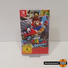 Nintendo Switch Game: Super Mario Odyssey