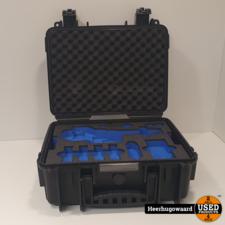 B&W Outdoor Cases Type 3000 + DJI Osmo X3 Inlay in Zeer Nette Staat