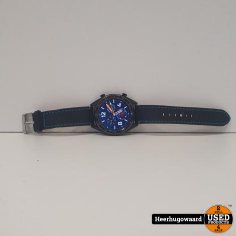 Huawei watch GT V1 Black 46mm in Nette Staat