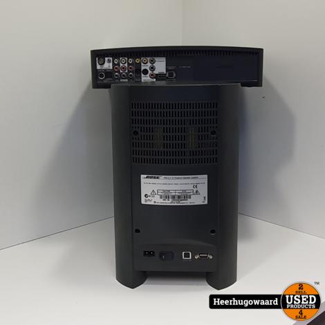 Bose PS3-2-1 III Home Cinema Set Compleet in Zeer Nette Staat