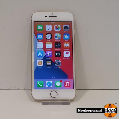 iPhone 7 32GB Gold in Nette Staat - Accu 100%
