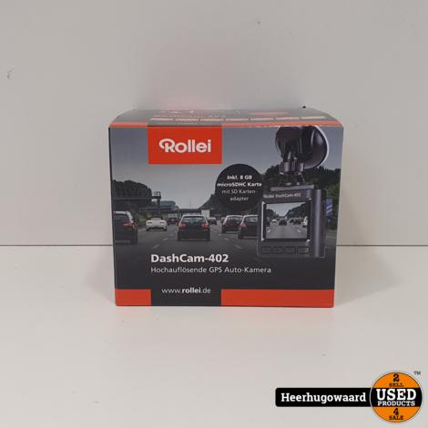 Rollei DashCam-402 Nieuw in Doos