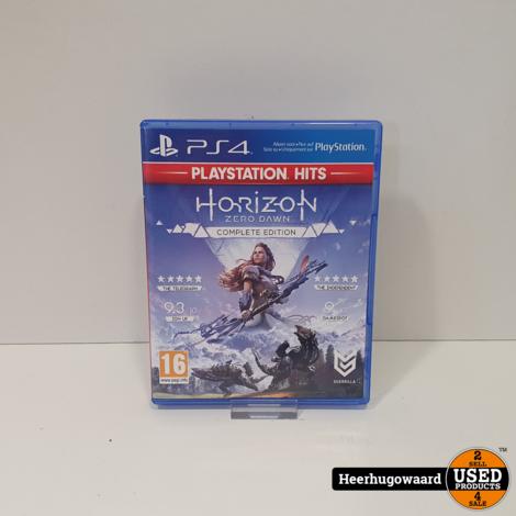 PS4 Game: Horizon Zero Dawn Complete Edition