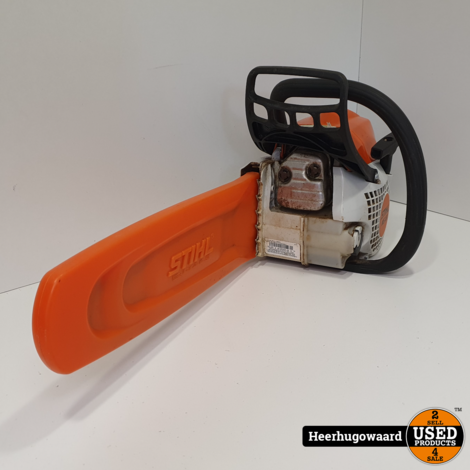 Stihl MS 181 Benzine Kettingzaag in Goede staat