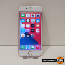 Apple iPhone 7 32GB Rose Gold in Nette Staat - Accu 86%