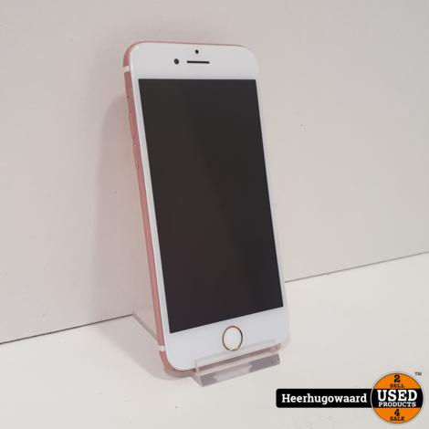 iPhone 7 32GB Rose Gold in Nette Staat - Accu 86%