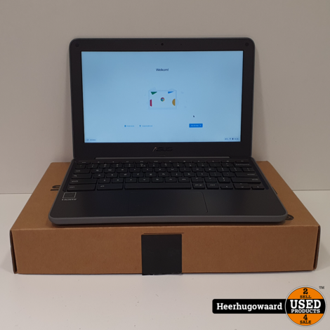 Asus ChromeBook C202XA-GJ0010 11,6'' - MediaTek 4GB 32GB eMMC