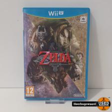 Nintendo Wii U Game: The Legend of Zelda Twilight Princess HD