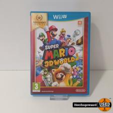 Nintendo Wii U Game: Super Mario 3D World