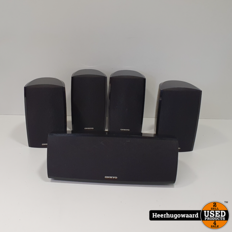 Onkyo TX-NR509 5.1 Home Cinema Set HDMI incl. AB in Goede Staat