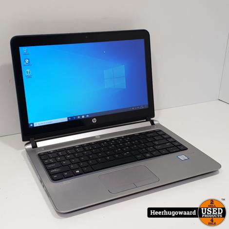 HP ProBook 430 G3 14'' Laptop - i3-6100U 6GB 500GB HDD Touchscreen