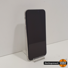 iPhone XS 64GB Silver DEFECT MOEDERBORD PROBLEEM