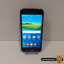 Samsung Galaxy S5 Mini 16GB Black in Zeer Nette Staat