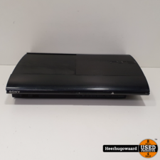 Playstation 3 Ultra Slim 500GB in Goede Staat excl. Controller
