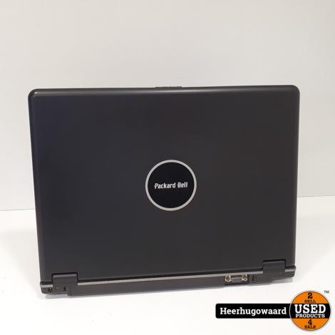 Packard Bell Easynote 15'' Laptop - Pentium 4GB 320GB HDD